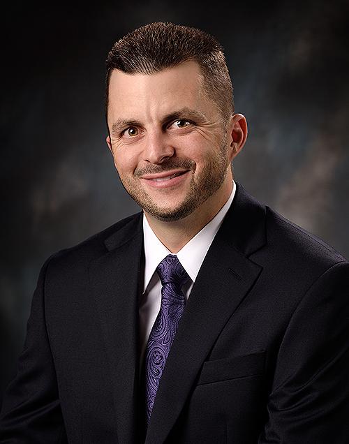 Ryan McIntyre Vice President / Secretary