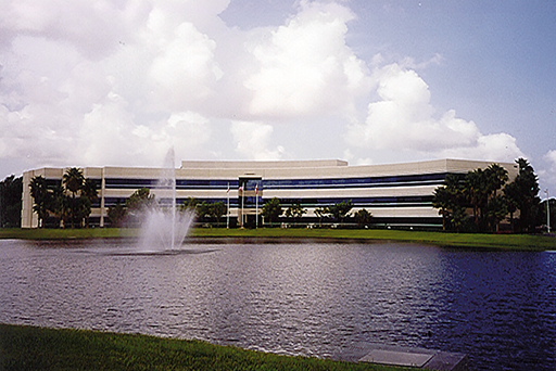 Arthur Anderson Offices - Sarasota