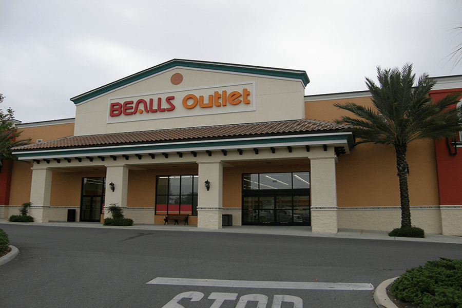 Beall's Outlet Stores - Lady Lake Florida Builders