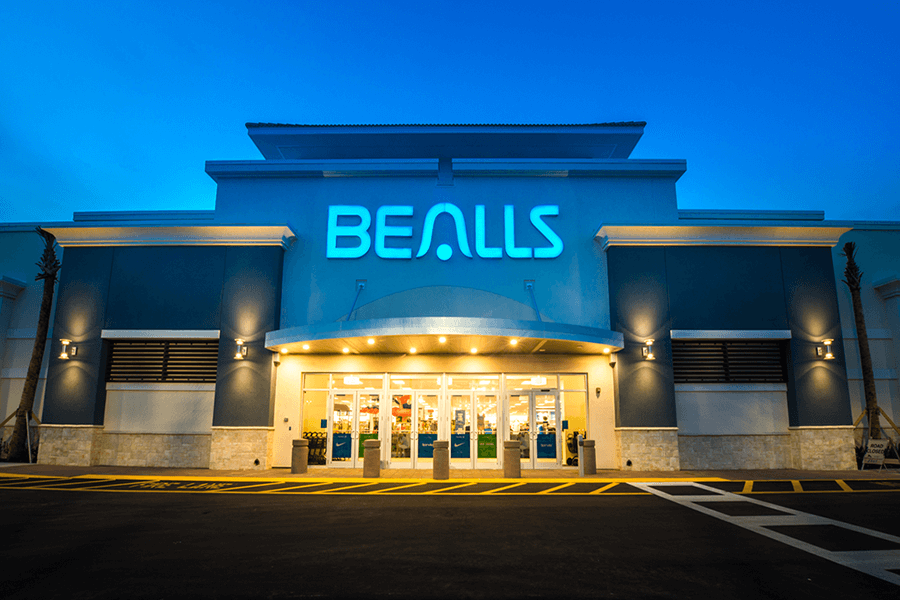 Beall's Department Store - Seminole