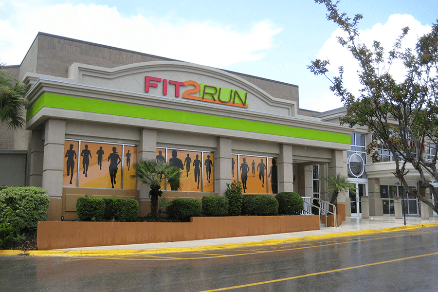 Fit2Run - Gainesville Florida