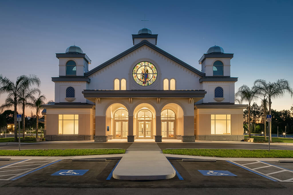 Our Lady of the Angels Catholic Church