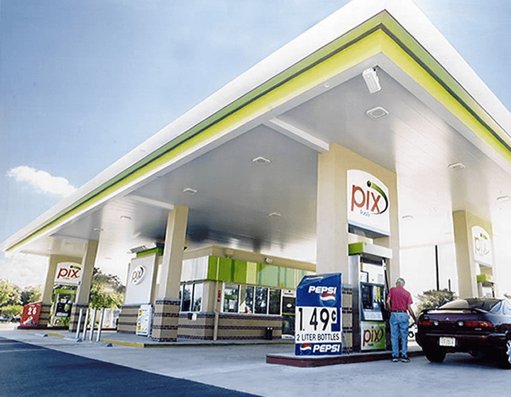 Pix Gas Station - 2